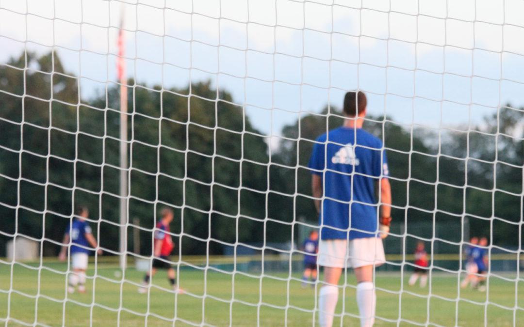 2017 Goalkeeper Training at Future 500 ID Camp